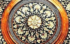 wood carving wall art ideas word decor wooden es carved hangings mandala panel kids room awesome w