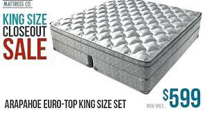 King Size Mattress Sale Czkataloginfo