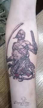 теневые татуировки Shadow арт студия Dopingtattoo