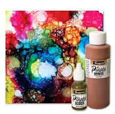 Pinata Ink Color Chart Piñata Alcohol Ink Jacquard Products
