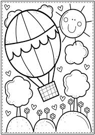 Check out our cute coloring pages selection for the very best in unique or custom, handmade pieces from our coloring books shops. Free Easy To Print Cute Coloring Pages Tulamama