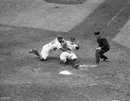 roy campanella stock photos and pictures getty images roy campanella tagging runner