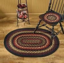 oval braided rugs rug park designs folk art x 6x9 oval braided rugs