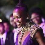 Lupita Nyong'o's 'Black Panther' Premiere Gown Is 'Warrior-Inspired'