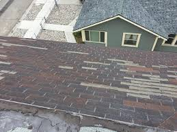 Do you have 3 tab shingles on your roof East Fork Roofing LLC