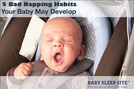 Bad Nap Habits Your Baby May Be Developing | The Baby Sleep Site ...