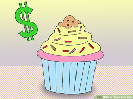 Cupcake Ideas For Bake Sale How To Run A Bake Sale 9 Steps With Pictures Wikihow
