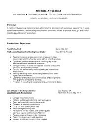 Fancy Executive Resume Writing Service Los Angeles Motif Resume