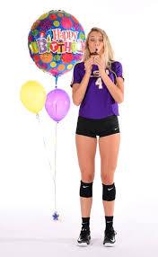 LSU Volleyball - Happy birthday, Whitney Foreman! We hope ...