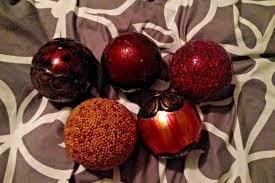Decorative Metal Balls Decorative Metal Bowl With 100 Decorative Balls What's It Home 100