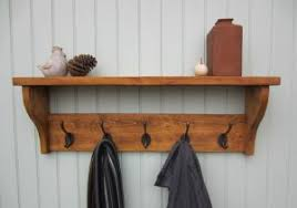 Coat And Hat Rack With Shelf Coat Rack Shelf Ebay in Coat And Hat Rack With Shelf Penfriends 2