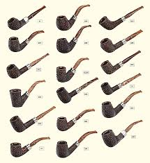 Peterson Derry Rustic Pipe Shapes Chart Peterson Of Dublin