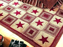 texas star area rugs s rustic round