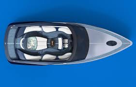 The stunning bugatti niniette 66 is the result of a new incredible collaboration between the automotive magicians from bugatti and the brilliant team at palmer johnson yachts. Bugatti Is Releasing A Luxury Yacht Version Of Its 2 1m Chiron Supercar Complete With A Fire Pit Jacuzzi And Champagne Bar