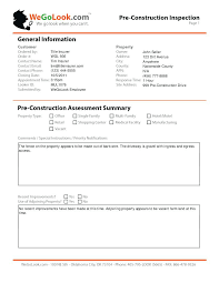Simple Project Report Template Free Sample Example Format Download ...