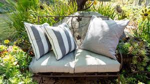 how to clean outdoor cushions and