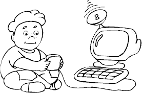 Small Picture Video Game Coloring Pages Bebo Pandco