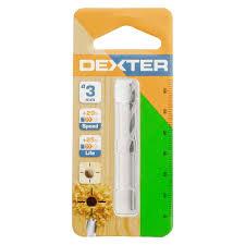 <b>Сверло по дереву</b> спиральное 3x60 мм Dexter SM321 в Самаре ...