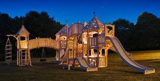 eco-friendly playgrounds, eco-friendly playground equipment, eco-friendly  swing sets