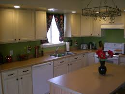 rustic white cabinets. Kitchen. Rustic White Cabinets