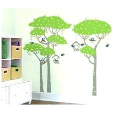 forest wall decal forest wall decal birds playing in the decals woodland forest animal wall