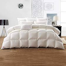 cal king down comforter. Exellent Down SNOWMAN White Goose Down Comforter CAL King Size 100 Cotton Shell  ProofSolid For Cal G