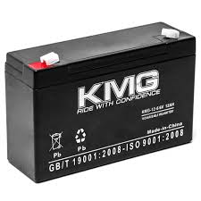 KMG 6V 12Ah Replacement Battery Compatible with <b>ROFLAN</b> ...