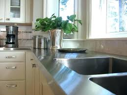 ikea stainless steel countertop or stainless
