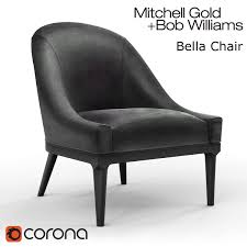 Mitchell Gold Bedroom Furniture Bella Chair Mitchell Gold Model