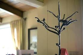 Metal Tree Branch Coat Rack Stunning Branch Coat Rack Wood Slices Rustic Barn And Tree Branches On Uk
