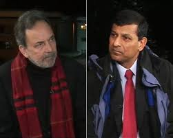 Raghuram Rajan Talks To Prannoy Roy About His 2018 Forecast For India    Raghuram rajan, Talk, Roy