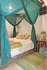 Stylish Boho Bed Canopy with Unique Canopy Bed Ideas Designs ...