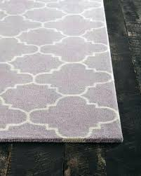 purple grey bath rugs and white area rug large size of collection hand tufted in light