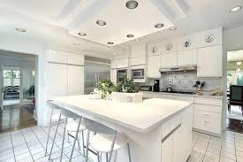 white kitchen granite countertops