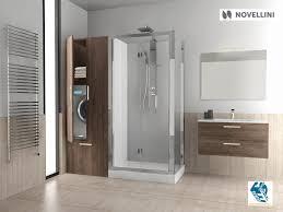 Disegno Bagni vasca bagno prezzi : Trasformazione da vasca in doccia con Novellini Revolution