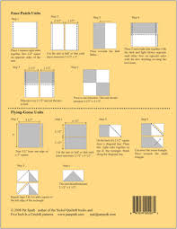 How To Make A Quick Reference Guide Quilt Patterns For Sale