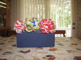 Tissue Paper Flower Centerpieces How To Make Tissue Paper Flowers To Create A Stunning