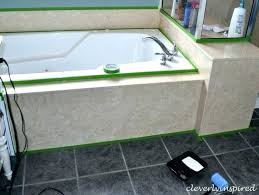 yellow white bathtub paint porcelain touch up bathroom walls and claw foot streaks color scheme