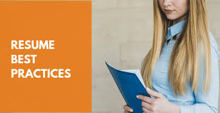 Resume Best Practices Resume Best Practices Dos And Donts Digital Prepare