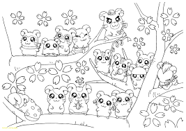 Coolest Cute Hamster Coloring Pages 43 Remodel With Cute Hamster