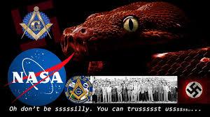 NASA Serpent Logo - LogoDix