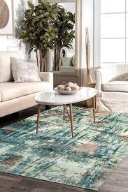 new jungle handmade modern area rug