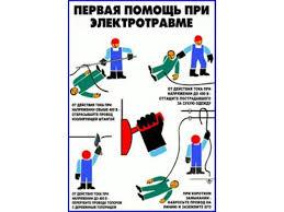 Первая помощь при электротравме ЦЕНТР НОТ Первая помощь при электротравме