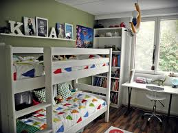 Kids Bed With Bookshelf 36 Best Home Decor Boys Room Images On Pinterest Bedroom Ideas