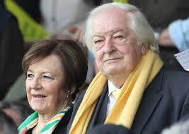 Norwich City: Delia Smith and Michael Wynn Jones savour Canaries' Premier  League win over Manchester City   Pink Un - Norwich City Football Club News