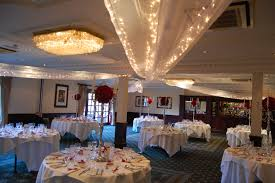 Draping And Fairy Lights For All Occasions Fairy Light Drape Canopy From Wedding Lighting At Grovefield