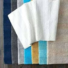 cotton bathroom rugs company reversible bath rug cotton bath rugs with latex backing