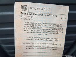 Ticket 19 euro