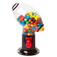 sports candy dispenser machine free pound of m m s