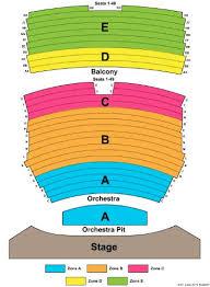 La Mirada Theater Seating Chart La Mirada Theatre For The Performing Arts Tickets And La
